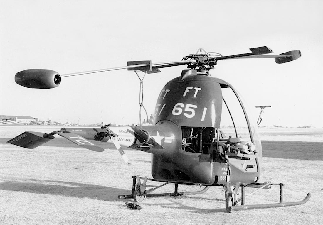 Naam: Foto 784. 138651. Hiller XH-32 (Navy HOE-1:Army YH-32). 1100 breed.jpg Bekeken: 22 Grootte: 477,6 KB