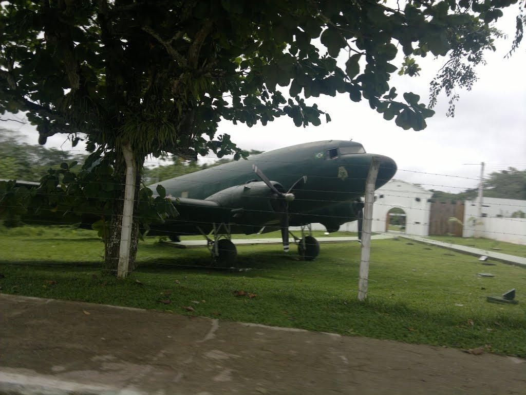 Naam: DC 3 - Tabatinga..jpg Bekeken: 109 Grootte: 106,6 KB