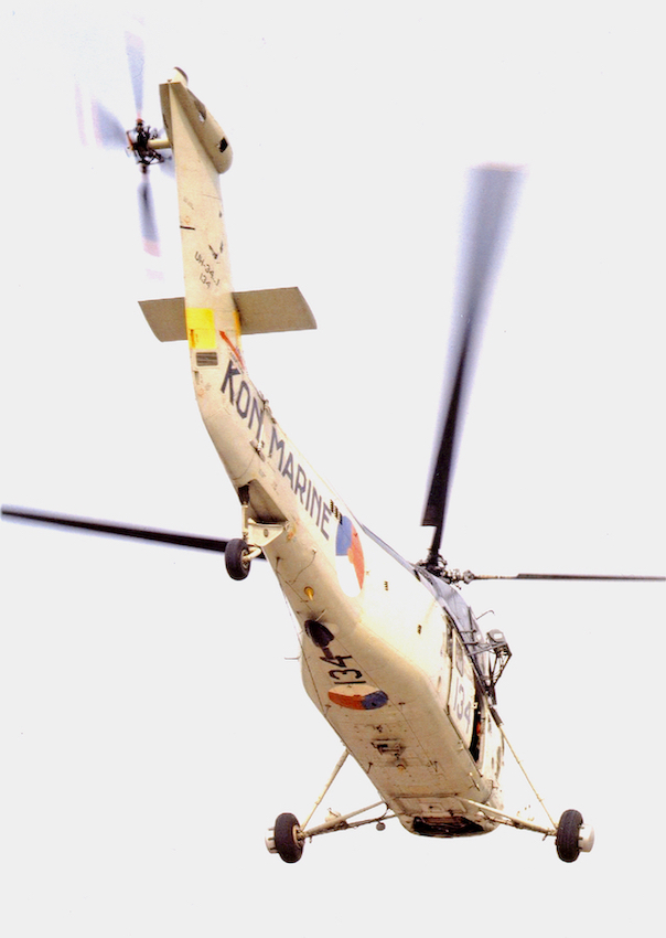 Naam: #350. '134'. Sikorsky HSS-1N (SH-34J, UH-34J).jpg Bekeken: 44 Grootte: 228,0 KB