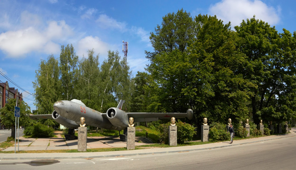 Naam: Il 28 - Kaliningrad.jpg Bekeken: 171 Grootte: 287,5 KB