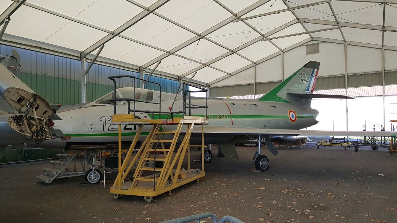 Naam: Musée de l'Aviation Clément Ader 3 - Lyons-Corbas.jpg Bekeken: 244 Grootte: 226,7 KB