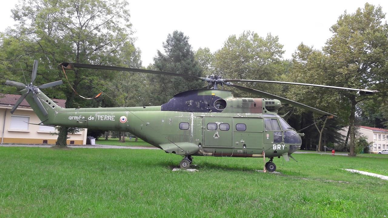 Naam: N.2501, Puma  - Musée des Parachutistes, Pau..jpg Bekeken: 128 Grootte: 353,9 KB