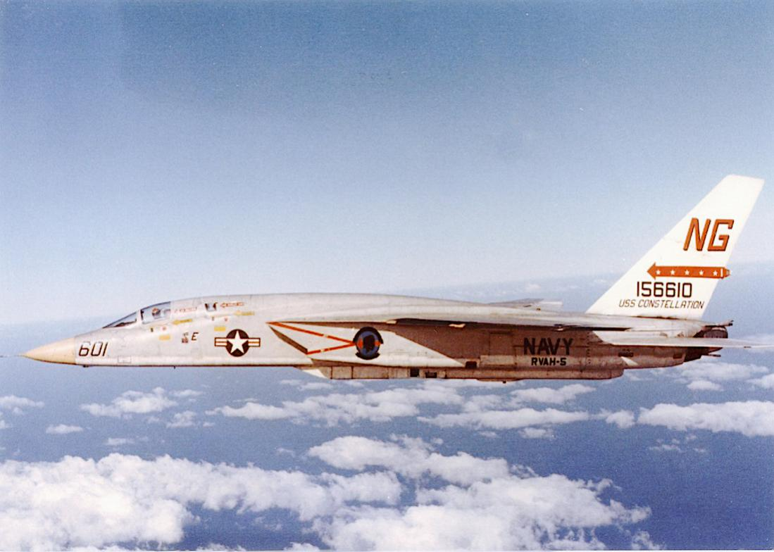 Naam: Foto 761. 156610 (MSN NR316-3). North American RA-5C Vigilante. 1100 breed.jpg Bekeken: 59 Grootte: 89,0 KB