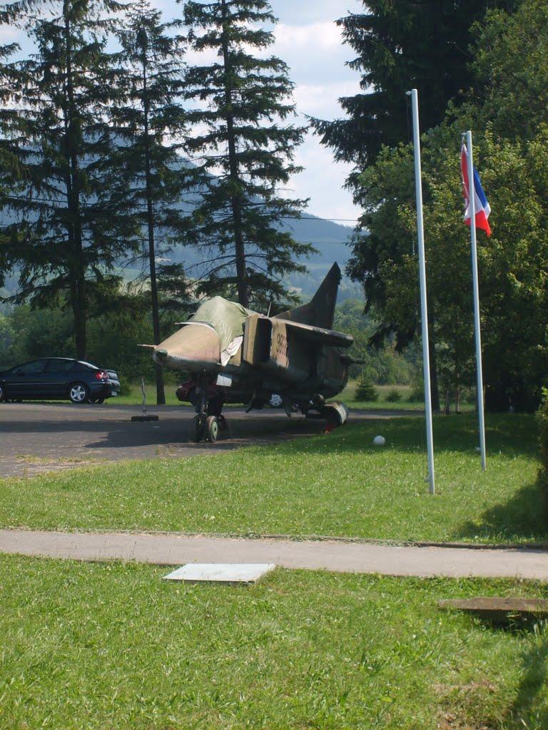 Naam: Mig 23 - Frýdlant nad Ostravicí..jpg Bekeken: 166 Grootte: 176,3 KB