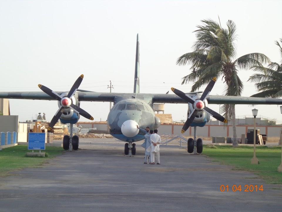 Naam: Sharea Faisal - Pakistan Air Force Museum 4.jpg Bekeken: 64 Grootte: 121,6 KB