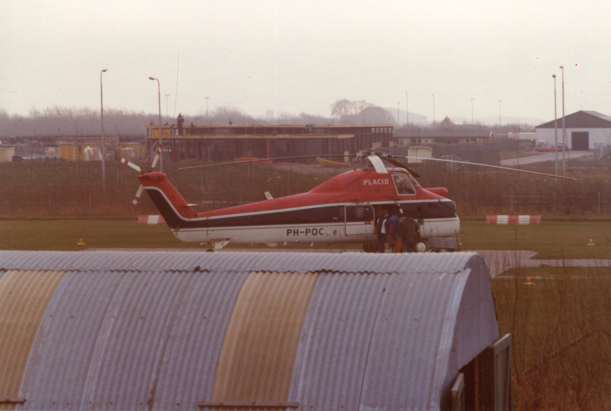 Naam: Den Helder , april 1977 (2).jpg Bekeken: 566 Grootte: 271,9 KB