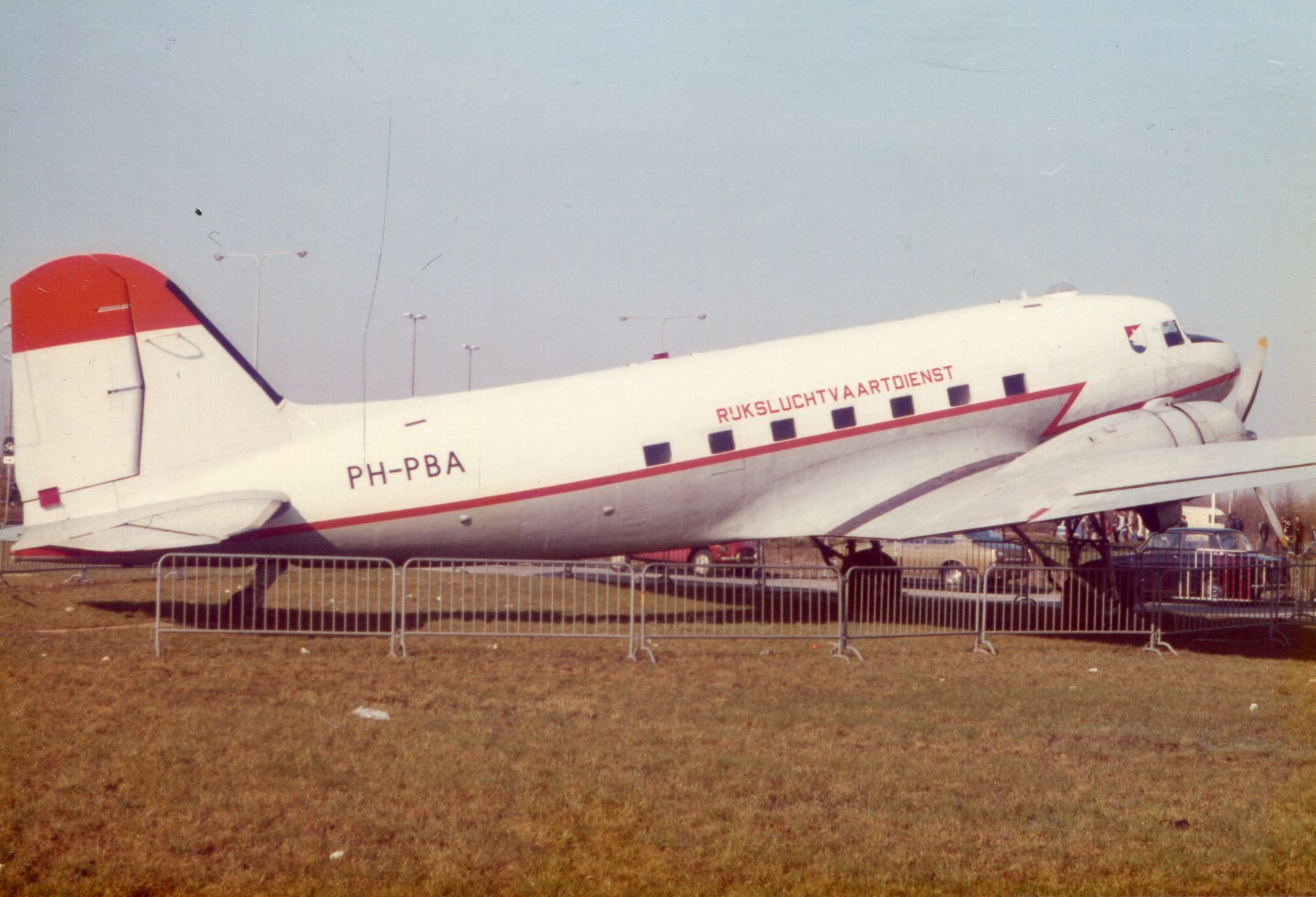 Naam: Aviodome 1977.jpg Bekeken: 447 Grootte: 343,4 KB