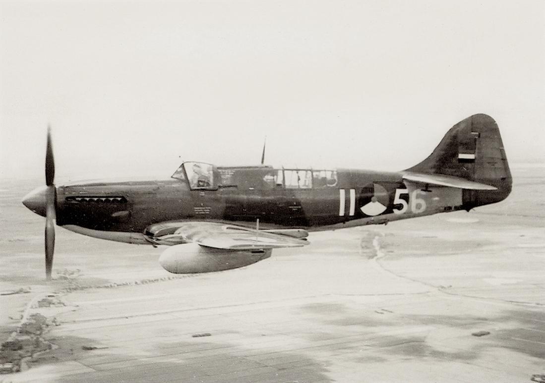 Naam: #308. '11-56' (= 'K-56'). Fairey Firefly FR.Mk. IV. 1100 breed.jpg Bekeken: 250 Grootte: 69,4 KB