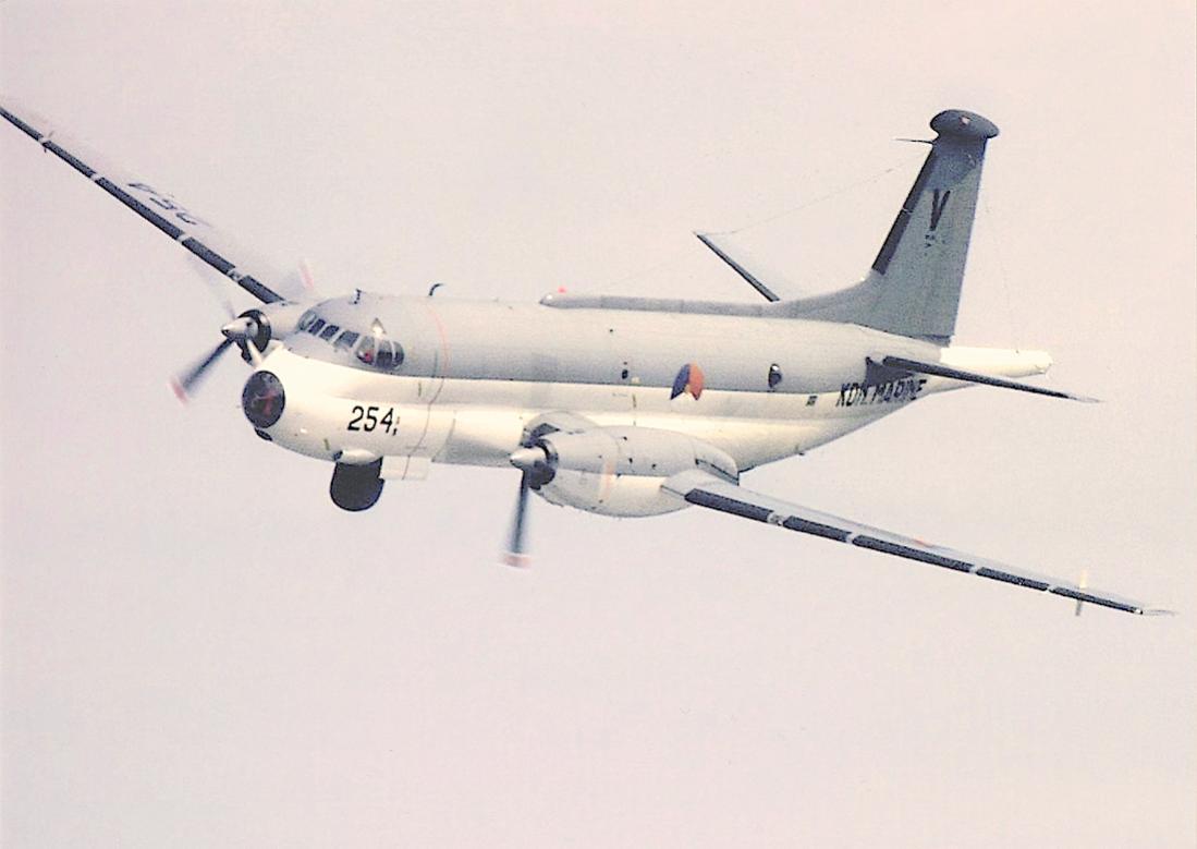 Naam: #309. '254'. Breguet BR 1150 Atlantic (SP-13A), Squadron 321. 1100 breed.jpg Bekeken: 217 Grootte: 55,1 KB