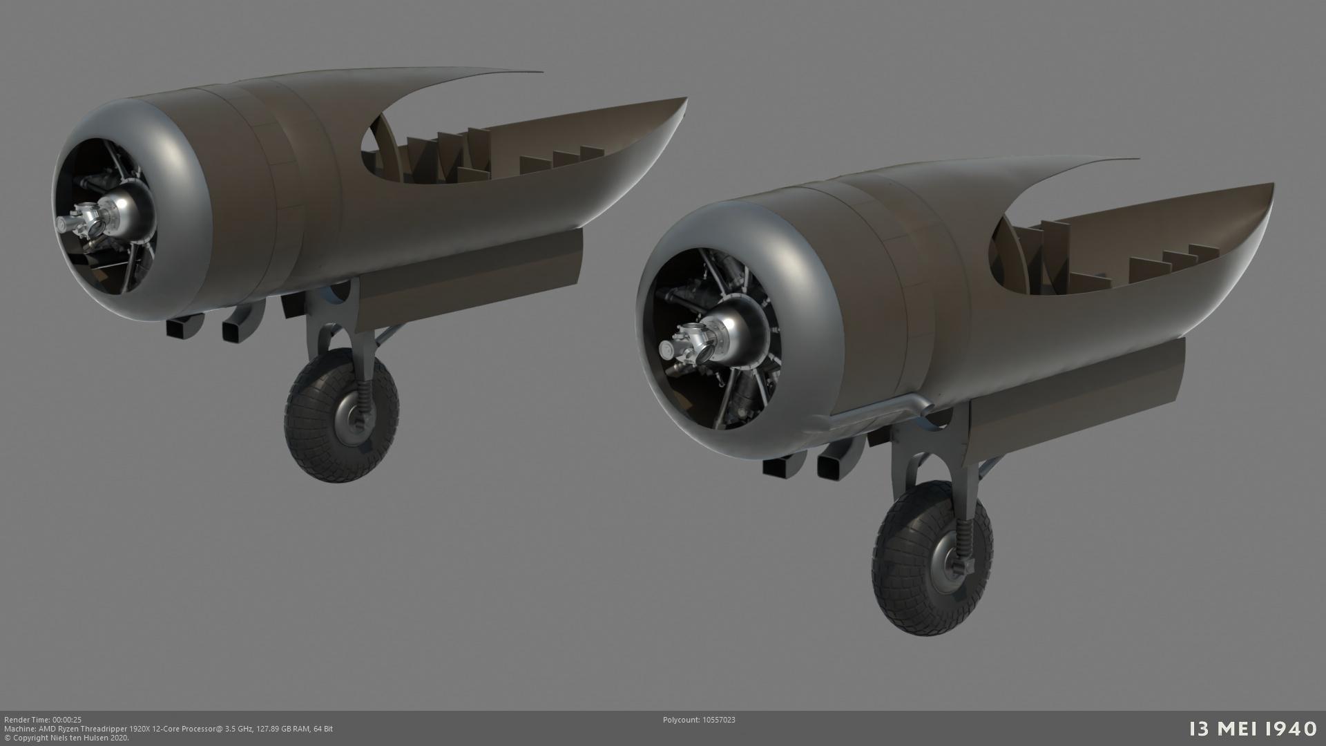 Naam: 001_FokkerT5_motor11.jpg Bekeken: 243 Grootte: 205,4 KB