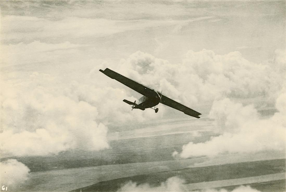 Naam: Foto 322. Fokker F.III. 1100 breed.jpg Bekeken: 232 Grootte: 68,6 KB