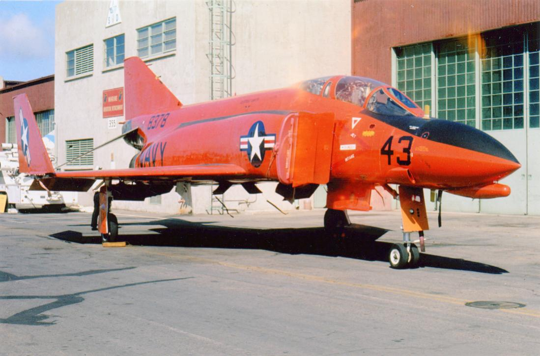 Naam: Foto 473. 148378 (MSN 63). McDonnell F4H-1 Phantom II. Redesigned F-4B-6-MC in 1962. Later conve.jpg