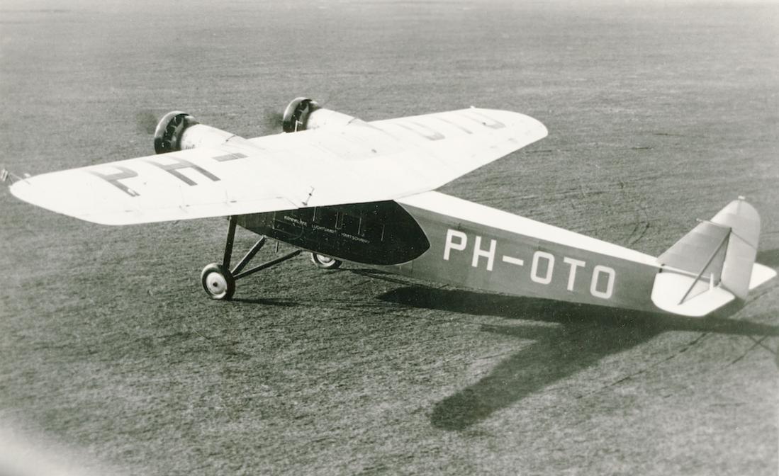 Naam: Foto 327. Fokker F.VIII (onofficieel F.VIIIA genoemd) 'PH-OTO',  (ex Fokker F.VIII 'H-NAEH':'PH-.jpg Bekeken: 47 Grootte: 96,2 KB