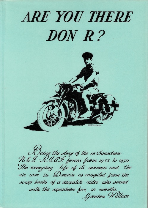 Naam: 'Are you there Don R?', boekomslag.jpeg Bekeken: 400 Grootte: 105,3 KB