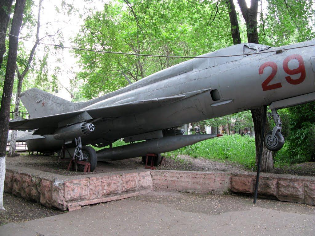Naam: MiG-21PFS , Chisinau - Army Museum, Moldova.jpg Bekeken: 110 Grootte: 183,8 KB
