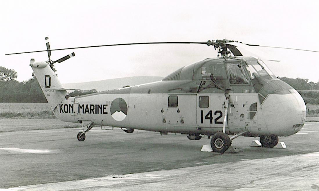 Naam: '142' (eerder 'H-6'). Sikorsky SH-34J.jpg Bekeken: 94 Grootte: 89,3 KB