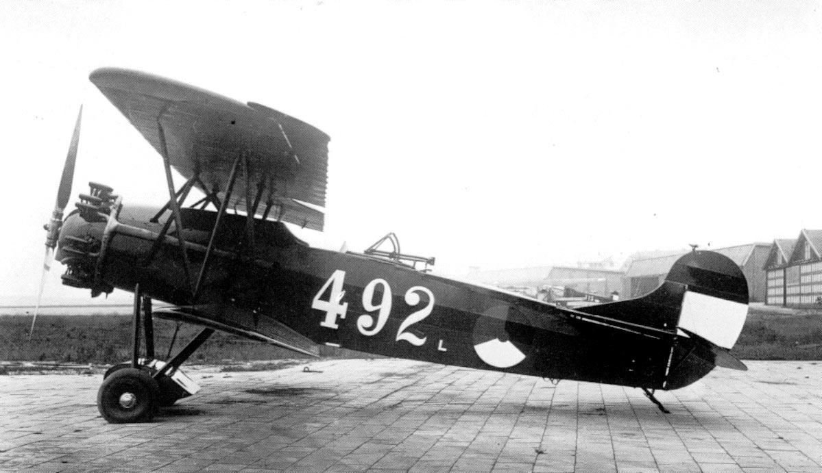 Naam: Fokker C1 leftside.jpg Bekeken: 91 Grootte: 138,4 KB