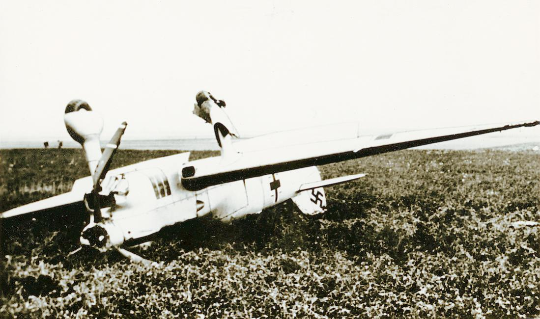 Naam: Foto 525. Avia B.35.2 (second prototype). 1100 breed.jpg Bekeken: 256 Grootte: 119,5 KB