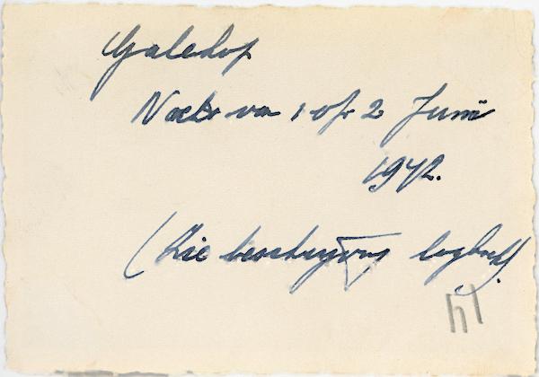 Naam: Foto 132a. az Galehof?? Nacht van 1 op 2 Juni 1942. 600 breed.jpg Bekeken: 57 Grootte: 327,2 KB