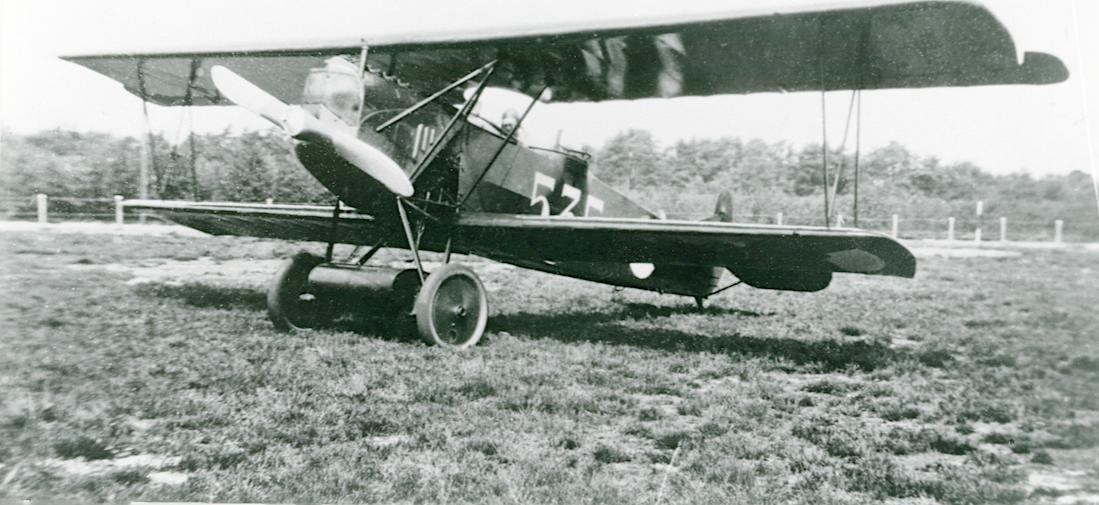 Naam: Foto 126. '535'. Fokker C.I. 1100 breed.jpg Bekeken: 325 Grootte: 93,3 KB