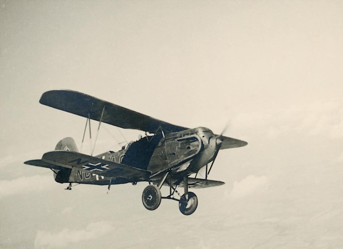 Naam: Foto 498. NC+AC. Heinkel He 45. 1100 breed.jpg Bekeken: 113 Grootte: 54,5 KB