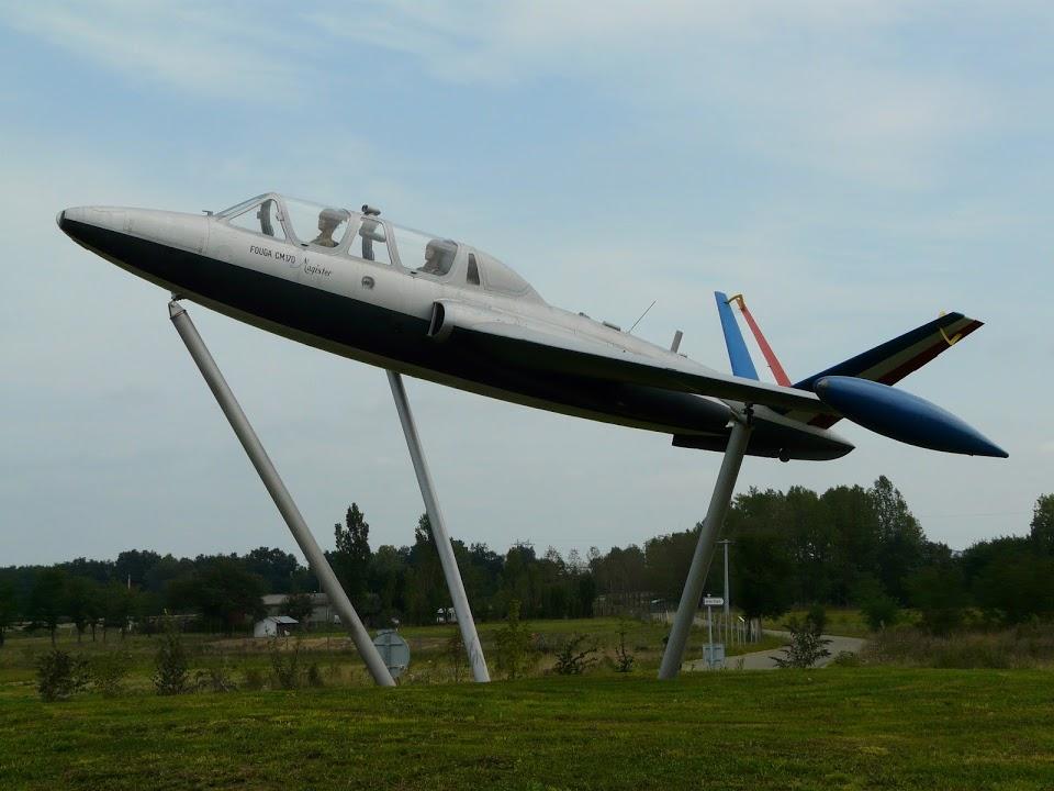 Naam: CM 170 , Aire sur l'Adour..jpg Bekeken: 124 Grootte: 106,1 KB