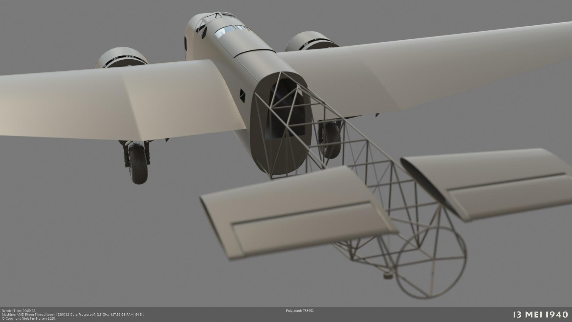 Naam: 001_FokkerT5_motor13.jpg Bekeken: 86 Grootte: 208,3 KB