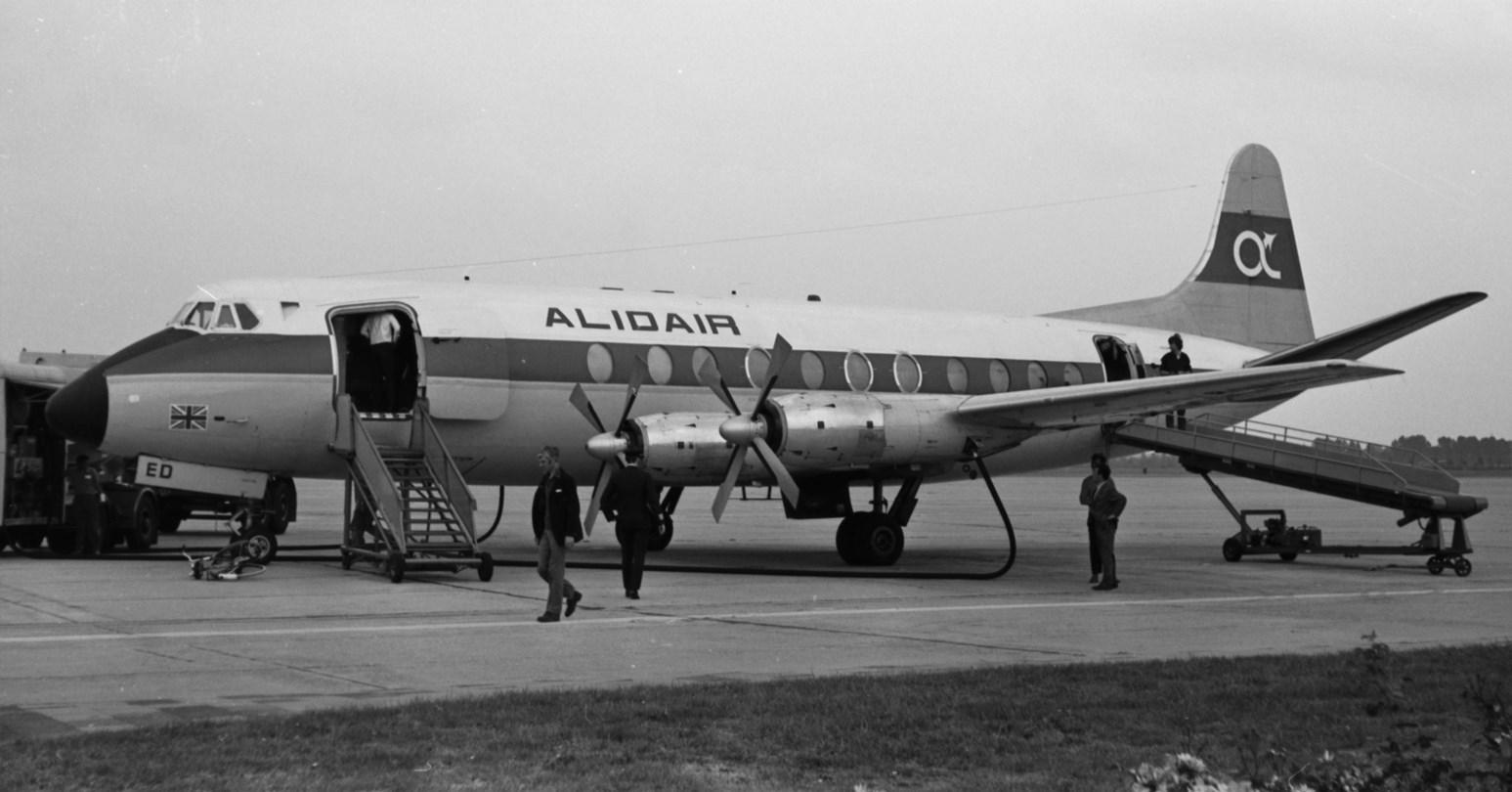 Naam: 20. G-ASED Vickers 806 Viscount, Alidair.jpg Bekeken: 1118 Grootte: 184,4 KB
