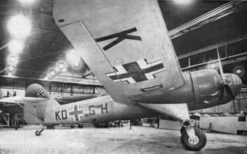 Naam: Fokker T.VIII L with fixed wheel undercarriage (originally ordered by Finland, taken over by Ger.jpg Bekeken: 105 Grootte: 188,9 KB