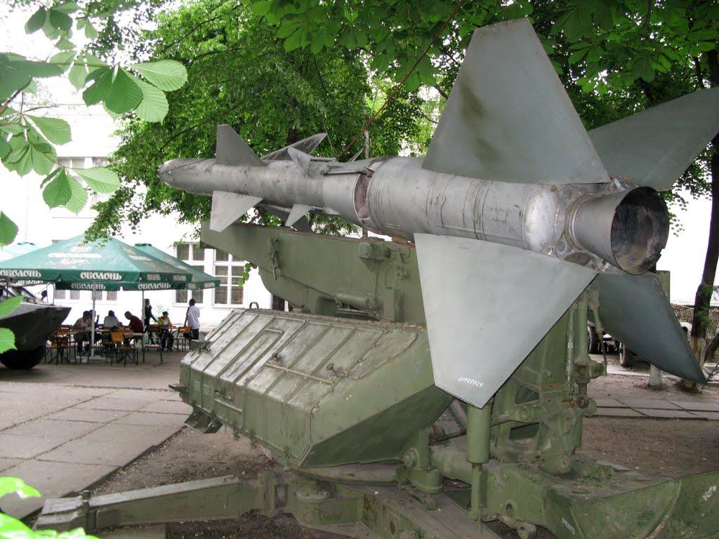 Naam: S 75 Dvina , Chisinau - Army Museum, Moldova.jpg Bekeken: 117 Grootte: 141,4 KB