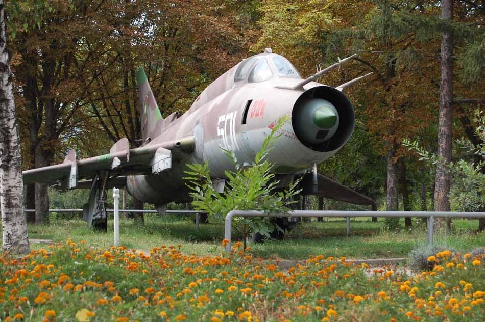 Naam: Su-22M4 , Banja , Bulgaria.jpg Bekeken: 319 Grootte: 122,5 KB