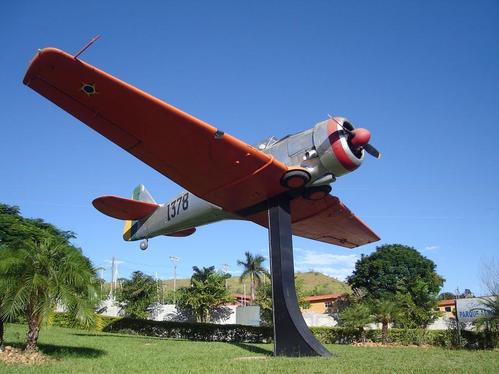 Naam: AT-6D , Lagoa Santa, Brazil..jpg Bekeken: 142 Grootte: 129,0 KB