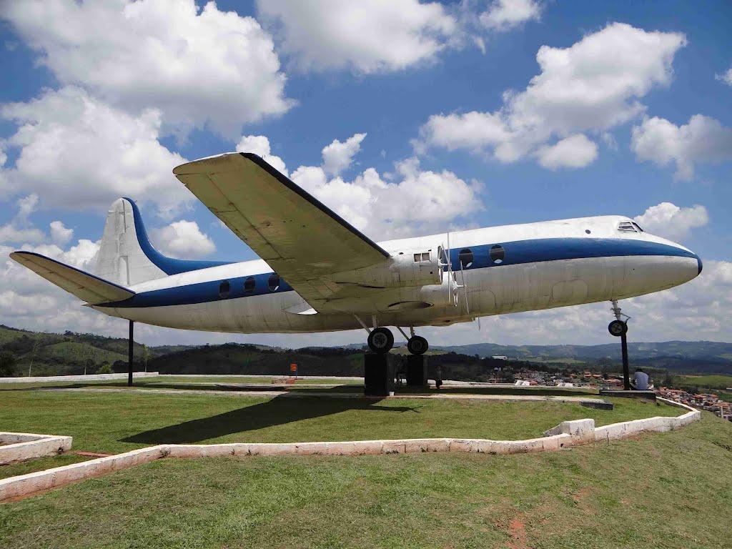 Naam: Vickers Viscount 701 - PP-SRJ, cn 15 , Araçariguama..jpg Bekeken: 152 Grootte: 140,6 KB