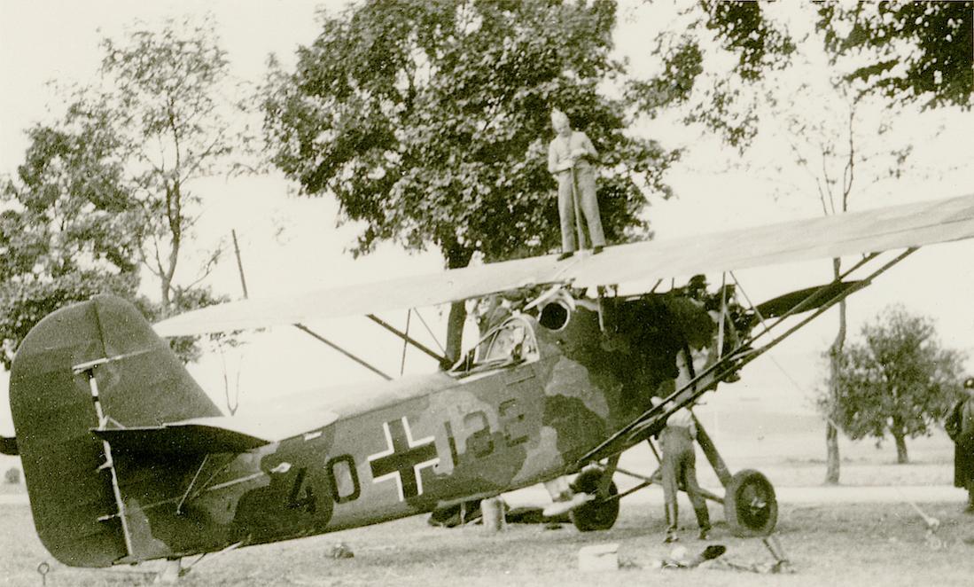 Naam: Foto 540. Heinkel He 46. 1100 breed.jpg Bekeken: 73 Grootte: 131,2 KB