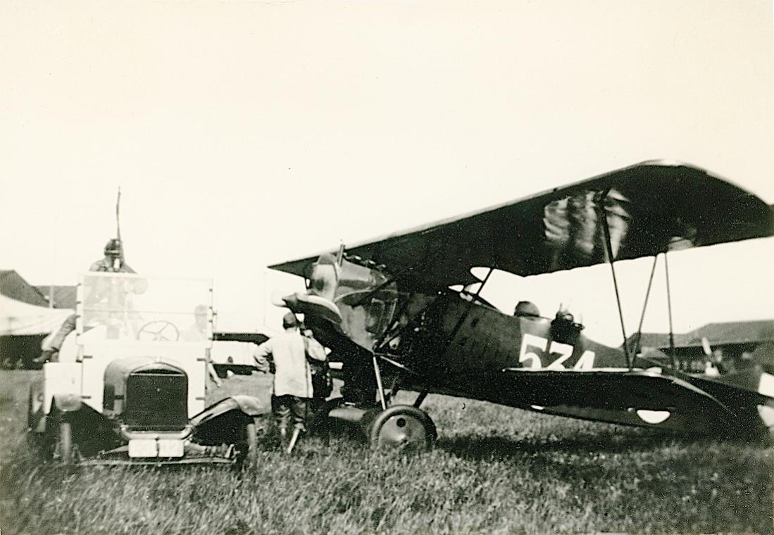 Naam: Foto 116. '534'. Fokker C.I. 1100 breed.jpg Bekeken: 55 Grootte: 106,5 KB