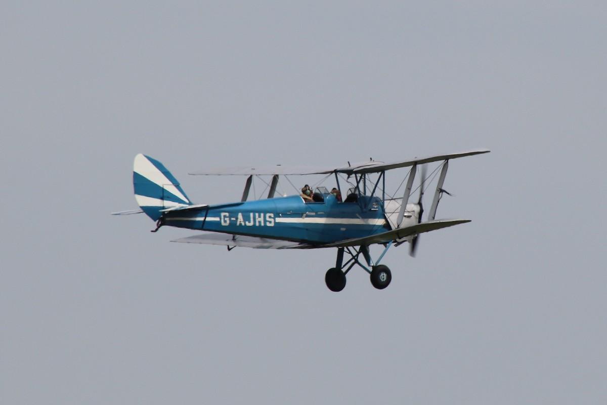 Naam: G-AJHS De Havilland DH.82A IMG_0132.jpg Bekeken: 394 Grootte: 77,9 KB