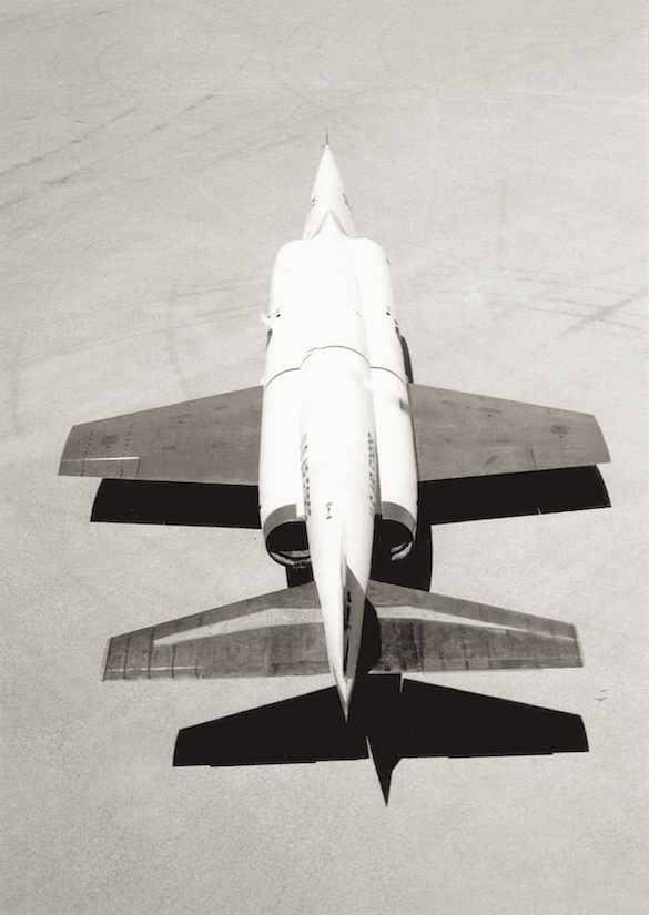 Naam: Foto 788. Douglas X-3 Stiletto.jpg Bekeken: 295 Grootte: 434,8 KB