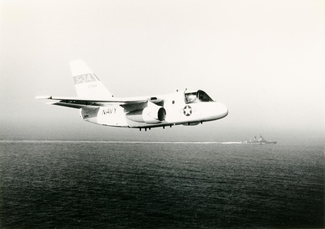 Naam: Foto 792. 157994. (MSN 394A-1003). Lockheed (Model 94) YS-3A Viking, converted to US-3A. To AMAR.jpg Bekeken: 165 Grootte: 79,0 KB