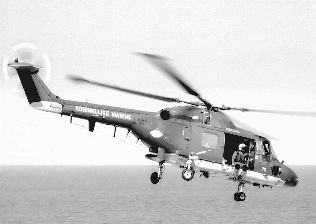 Naam: Foto #306. Westland Lynx Mk. 27 (SH-14B : SH-14D) %22272%22. -1.jpg Bekeken: 367 Grootte: 452,3 KB