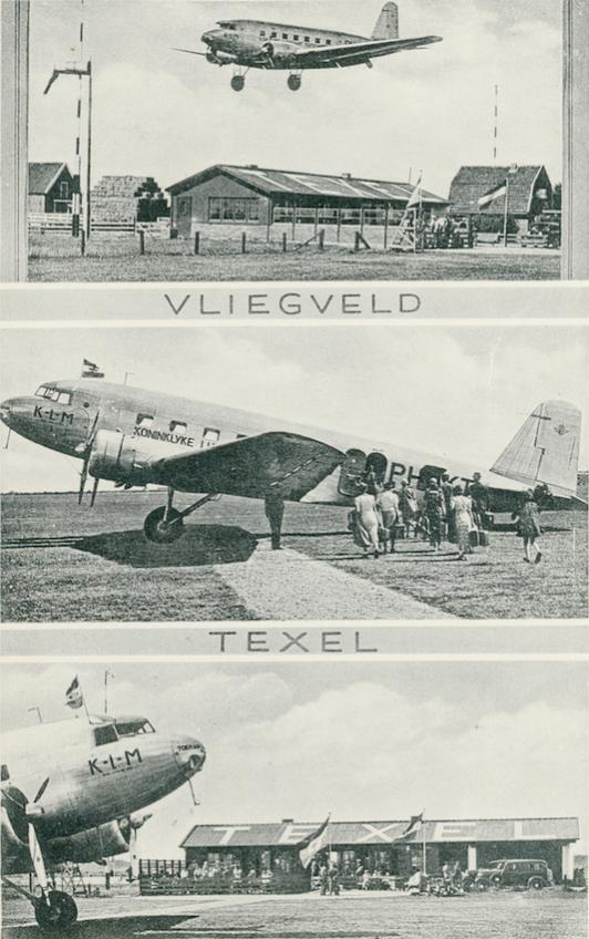 Naam: Kaart 764. DC-2 'Toekan' op Texel. 850 hoog.jpg Bekeken: 146 Grootte: 73,1 KB