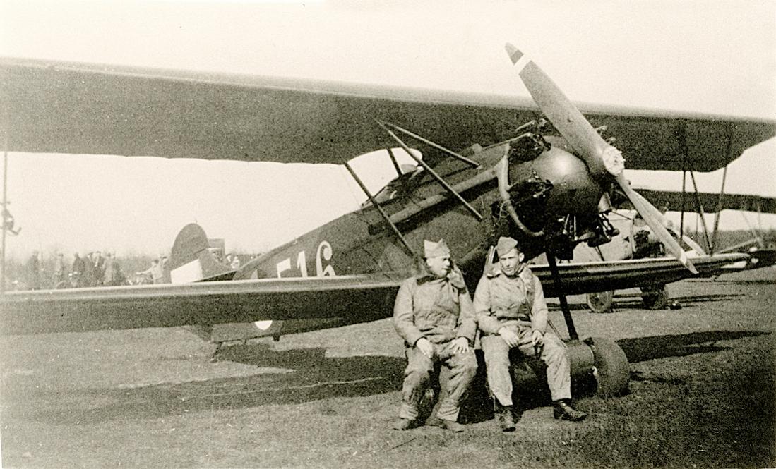 Naam: Foto 115. '516'. Fokker C.I.401. 1100 breed.jpg Bekeken: 88 Grootte: 135,4 KB