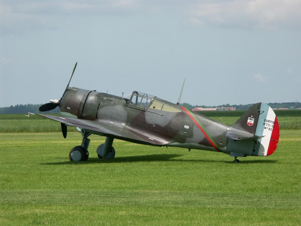 Naam: Curtiss Hawk 75 G-CCVH.jpg Bekeken: 694 Grootte: 159,2 KB