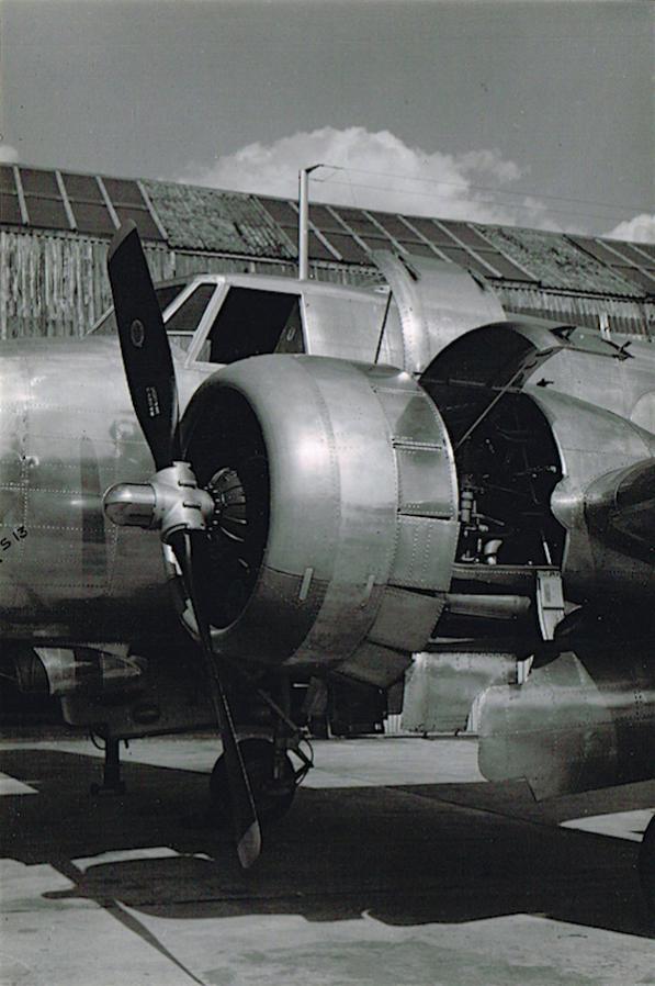 Naam: Fokker S.13, motorgondel. 200.jpg Bekeken: 923 Grootte: 67,6 KB