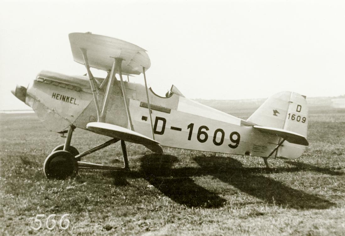 Naam: Foto 470. 'D-1609'. Heinkel HD 38. 1100 breed.jpg Bekeken: 158 Grootte: 96,7 KB