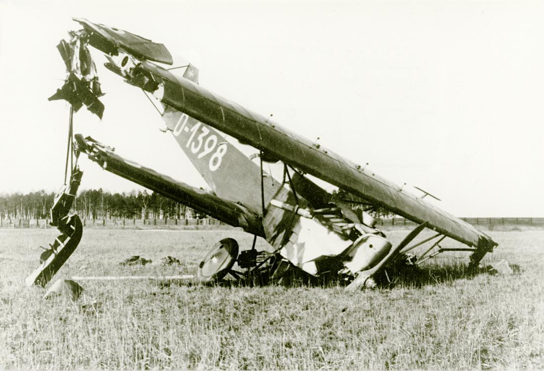 Naam: Foto 479. D-1398. Arado SC II. 1100 breed.jpg Bekeken: 28 Grootte: 116,0 KB