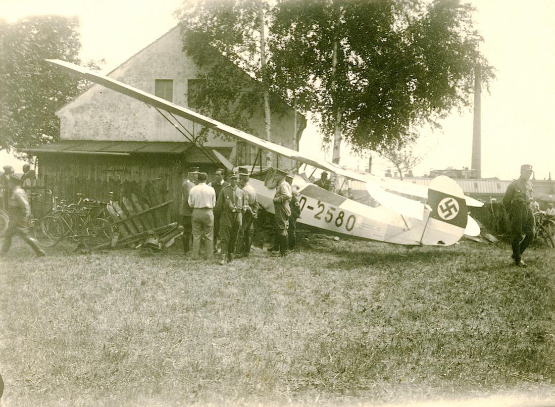 Naam: Foto 452. D-2580. Focke-Wulf L 101 D. 1100 breed.jpg Bekeken: 318 Grootte: 177,9 KB