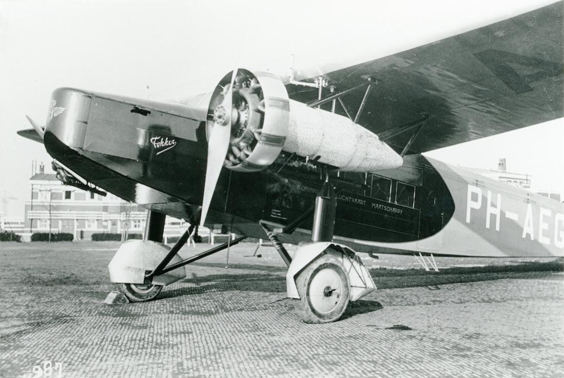 Naam: Foto 335. PH-AEG (H-NAEG). Fokker F.VIII. 1100 breed.jpg Bekeken: 83 Grootte: 112,6 KB
