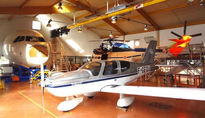 Naam: Aerocampus Aquitaine - Latresne.jpg Bekeken: 244 Grootte: 83,0 KB