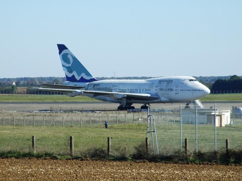 Naam: Boeing 747 , Châteauroux..jpg Bekeken: 299 Grootte: 158,4 KB