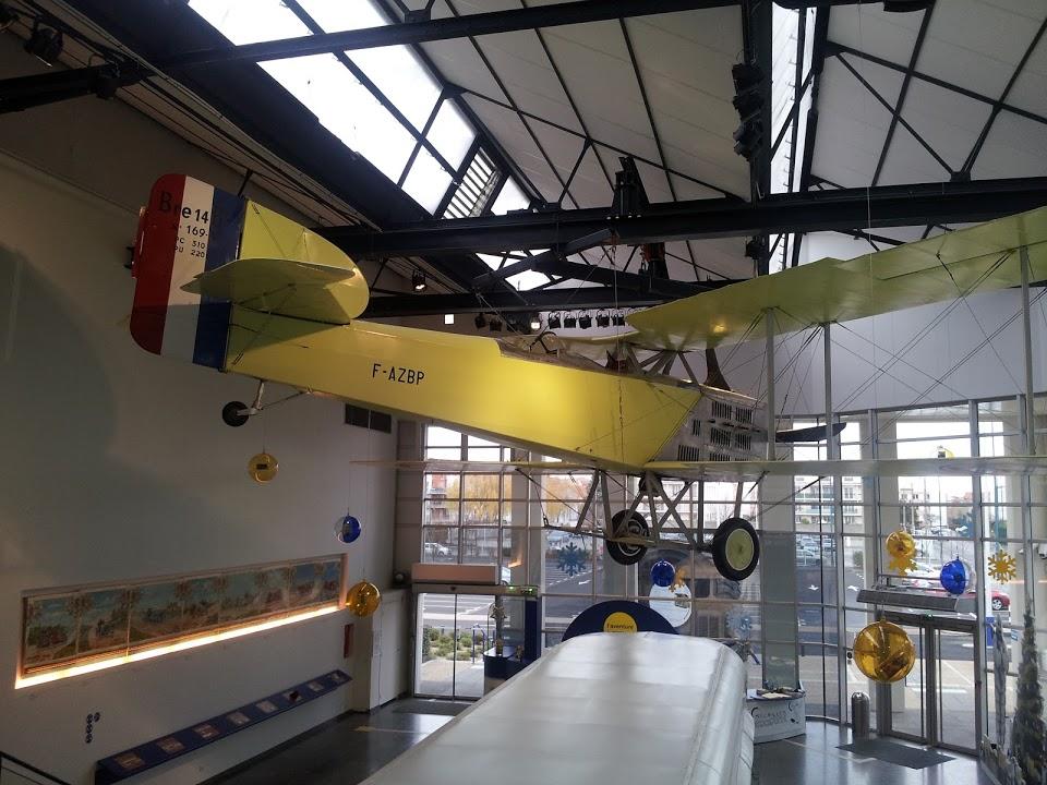 Naam: BR. 14 , - Michelin Museum, Clermont-Ferrand ..jpg Bekeken: 247 Grootte: 159,3 KB